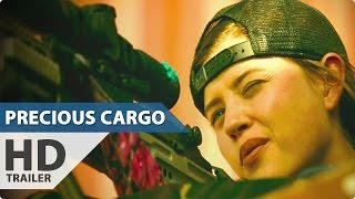 Precious Cargo Trailer (2016) Bruce Willis, Claire Forlani Action Movie HD
