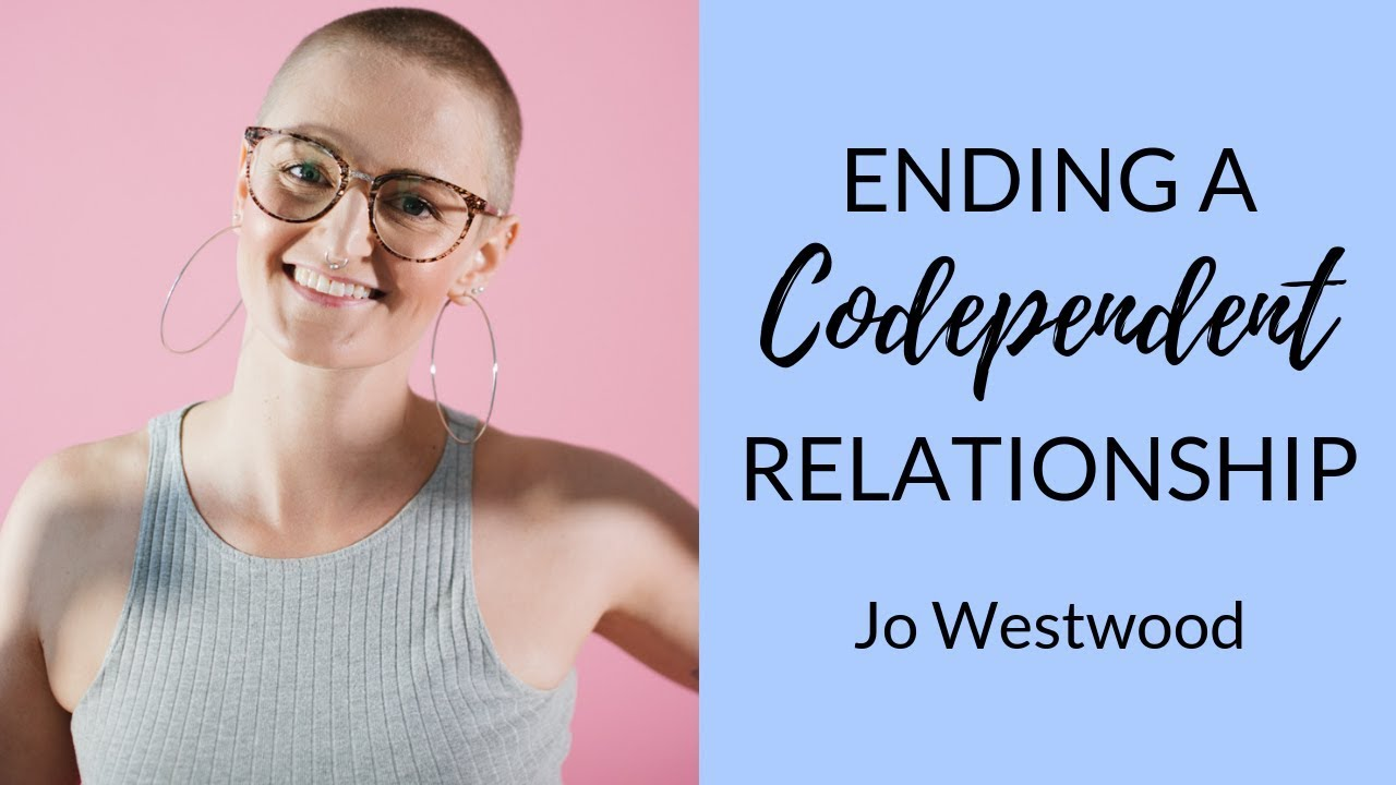 How to leave a codependent relationship