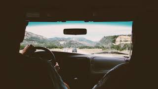 Listening to Against The Current's I Like The Way on a road trip