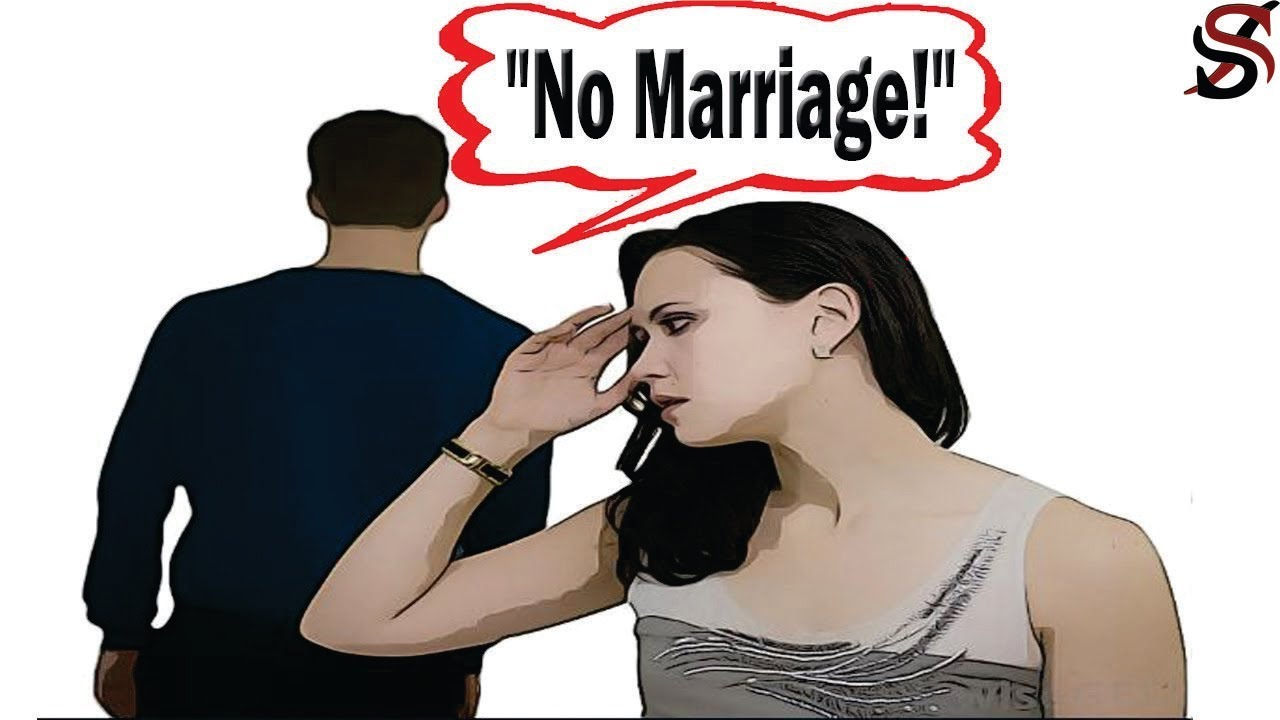 why should a man get married these days