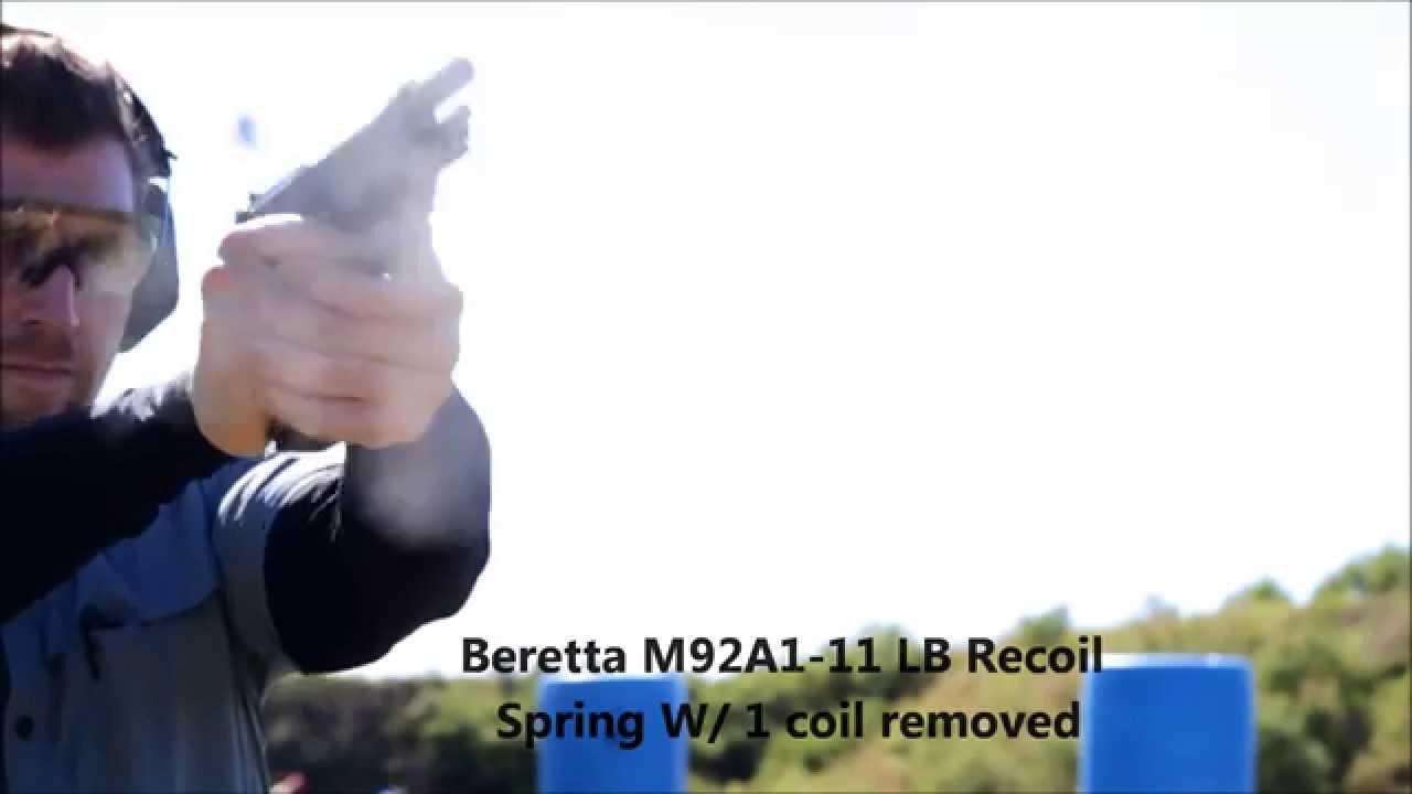 Beretta M92A1 VS M9A1