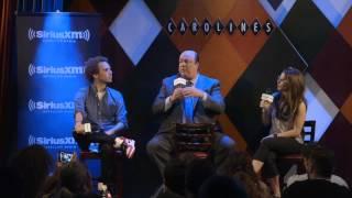 Paul Heyman Live in NY - Dana White, Brock Lesnar, Vince McMahon, etc - Sam Roberts