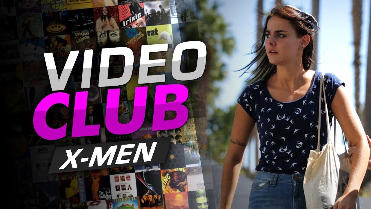 videoclub x men mady youtube. Black Bedroom Furniture Sets. Home Design Ideas