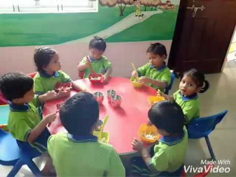 VidhyaArambh Pre School, India's Best pre School