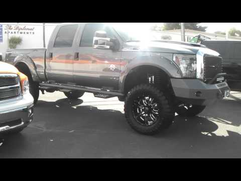 DUBSandTIRES.com 20'' American Eagle Hardrock Series Black Wheels 2010 Ford F-250 Rims Asanti