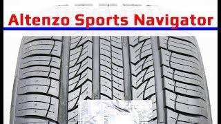 Altenzo Sports Navigator /// обзор
