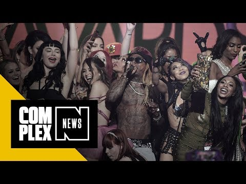 Lil Wayne Performs During Porn's Biggest Night at the 2018 AVN Awards