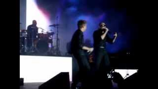 Pitbull Oh If I Catch You Ft  Michel Teló   Live Espaco das Americas