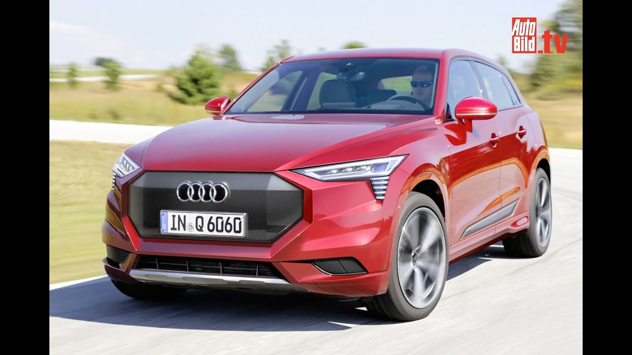 medium resolution of audi q6 e tron audis neues elektro suv 2018 youtube