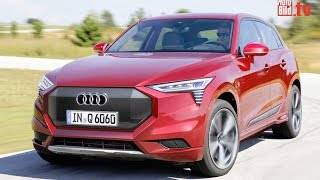 Audi Q6 e-tron - Audis neues Elektro-SUV (2018)