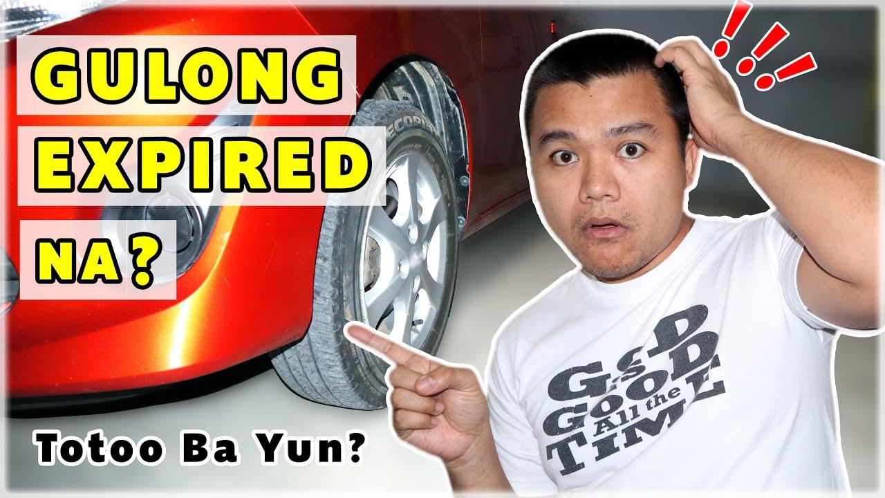 Paano malalaman kung expired na ang Gulong ng sasakyan mo?