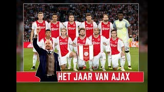 Titel-Tijdlijn: Zo Swingde Ajax Naar De Dubbel en Europese Faam