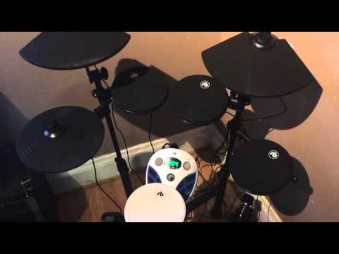 Hands on Music Update: RB Digital Drum Kit
