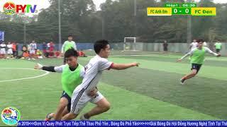 Chung Kết:FC Anh Em vs FC Đen_20/01/2019