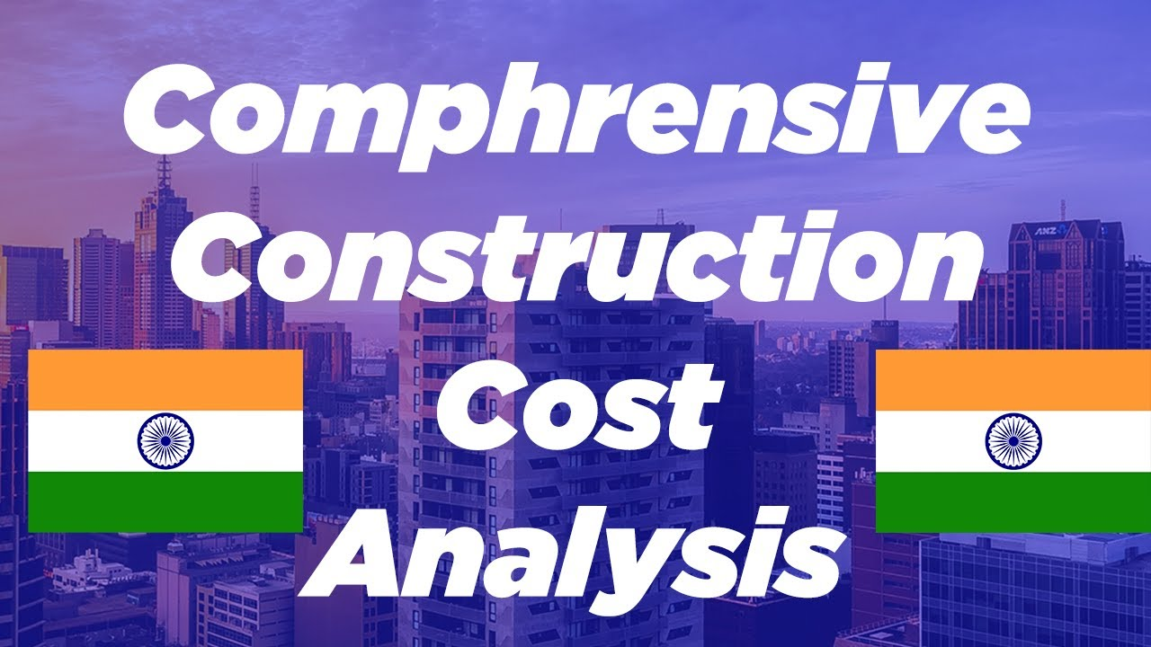 Planning, Budgeting and Forecasting (PBF) construction cost analysis ...