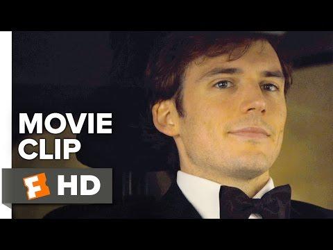 Me Before You Movie CLIP - A Girl in a Red Dress (2016) - Emilia Clarke, Sam Claflin Movie HD