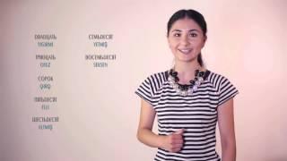 Видеоуроки «Elifbe». Числа по-крымскотатарски