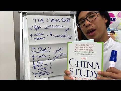 |NIGHTLINE| Ep12: Book Review: The China Study diet