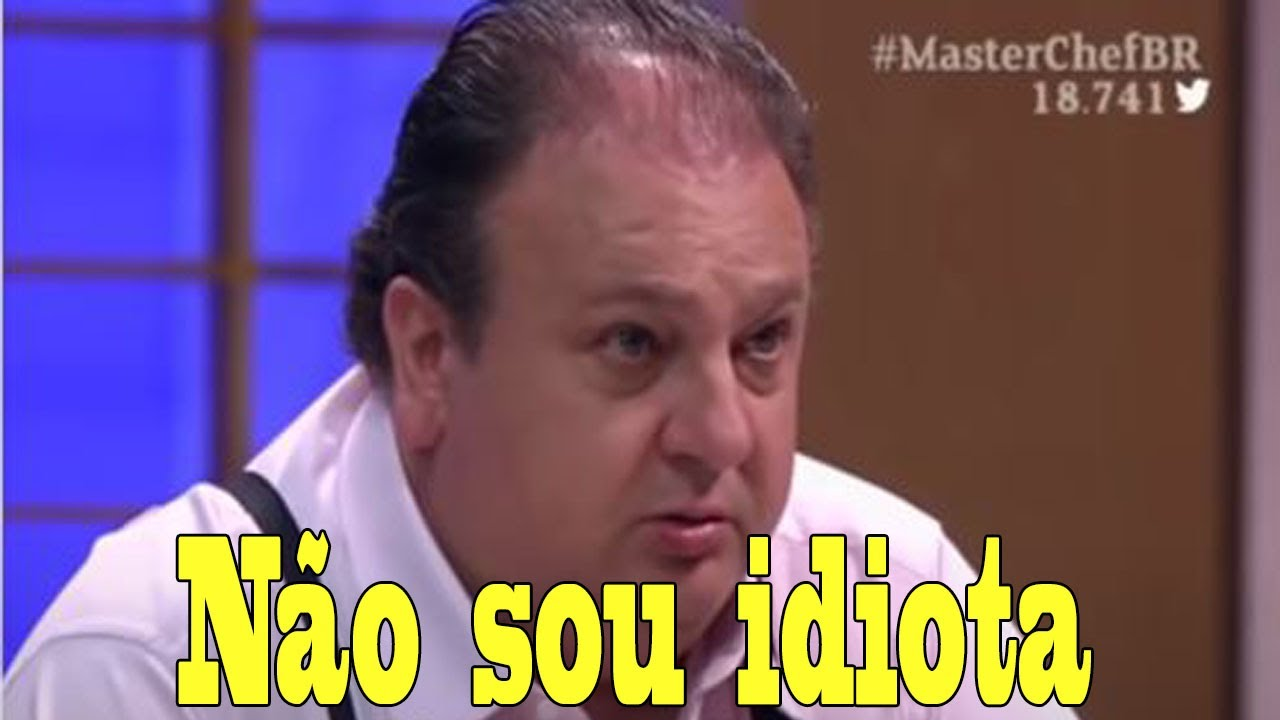AS MAIORES TRETAS DO MASTERCHEF!
