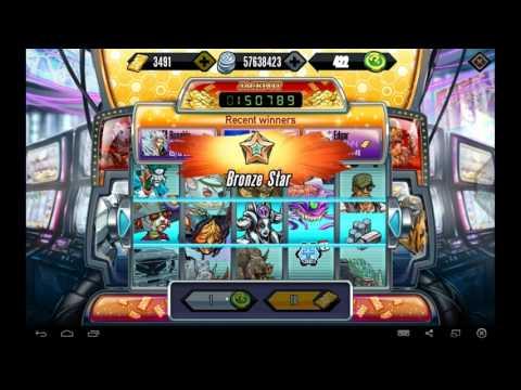 500 Jackpot Tokens EXCEPTIONAL JACKPOT EVENT - Mutants Genetic Gladiators