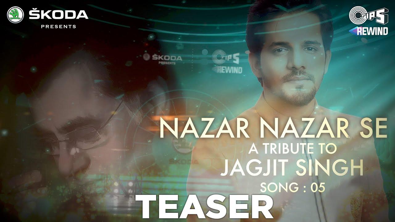 Nazar Nazar Se (Teaser)   Sameer Khan   Tips Rewind: A Tribute To Jagjit Singh   Shameer Tandon