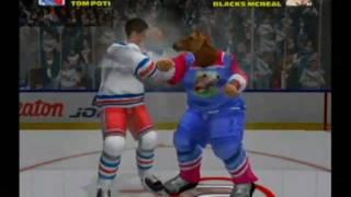 NHL Hitz 2003 - Go Round!
