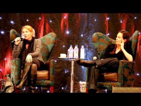 Laurel Holloman & Erin Daniels  L8 Q & A  Day 2