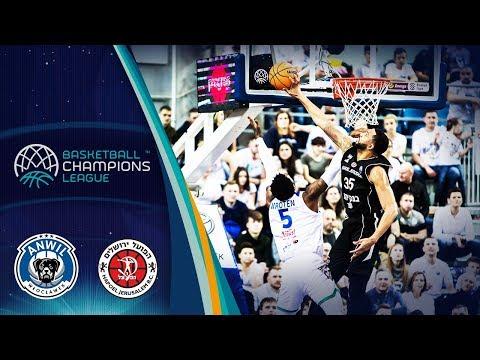 Anwil Wloclawek V Hapoel Jerusalem – Highlights – Basketball Champions League 2019-20