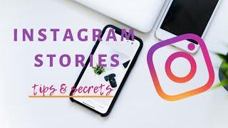Instagram STORY HACK & TIPS for creators 2019