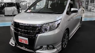2015 TOYOTA ESQUIRE TRD Sportivo | トヨタ エスクァイア カスタマイズカー
