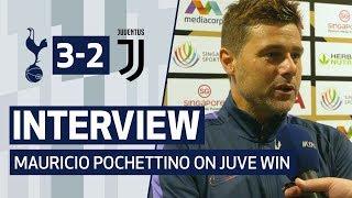 INTERVIEW | MAURICIO POCHETTINO ON JUVENTUS WIN