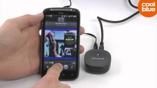Belkin Bluetooth Music Receiver review en unboxing (NL/BE)