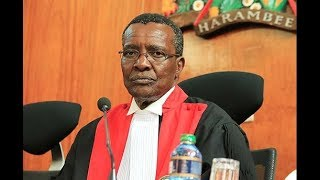 ANALYSIS: Justice Maraga explains why and how they arrived at decision to nullify Election