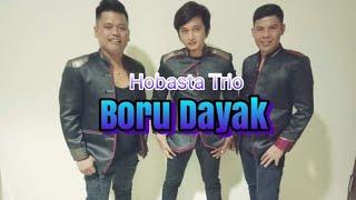 Hobasta Trio Boru Dayak