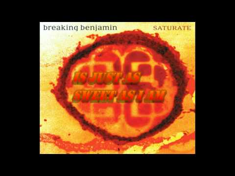Breaking Benjamin - Sugarcoat (Lyrics Video)