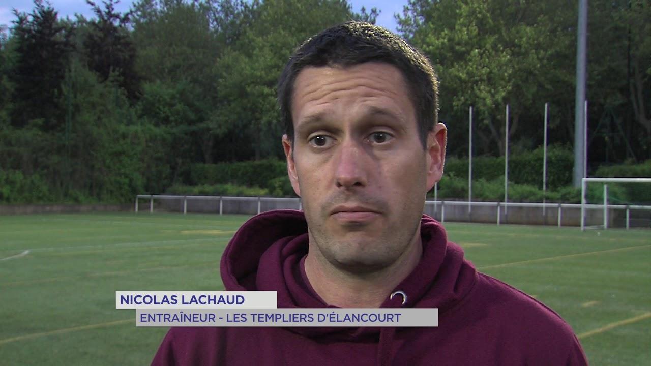 Yvelines | Foot US :Les Templiers d'Elancourt calent en playoffs
