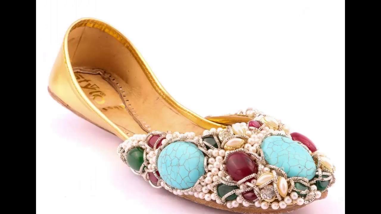 b5f154e57e5e2a Stylo Shoes Fancy Stylish Footwear Eid Collection 2017 2018 - YouTube