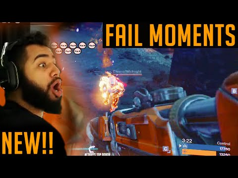 Destiny Fail & Funny Moments | The Triples , Exotic Mida Multi Tool Wrecks & Best for Last
