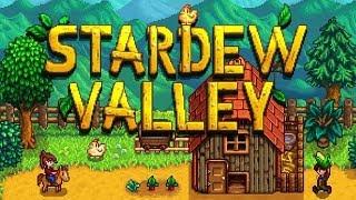 Stardew Valley z Oską #3 - Centrum i kopalnia