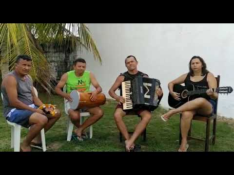 Bibi do Acordeon e sua turma em Beberibe Ceará