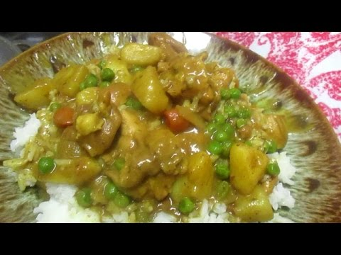 How To Make Curry Chicken