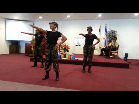 AV SDA Pathfinder Day - Waging War  Praise Dance