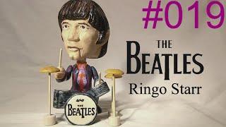 """ウッドカービング(木彫り)でリンゴ・スター。 I made """"Ringo Starr"""" of """"The Beatles"""" with a wood carving. ○ポール・マッカートニーはこちら https://youtu.be/F6sxLEt8Ocg ..."""