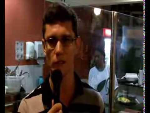 Raiz Brazil Tapiocaria Proprietário Gilberto Delivery Online Hora da Fome