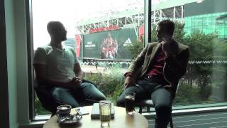 """Danny Higginbotham Part 1: """"I was training with Class of"""