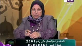 داعية إسلامية: ربنا أمرنا بالاحتفال بعيد الأم.. «فيديو»
