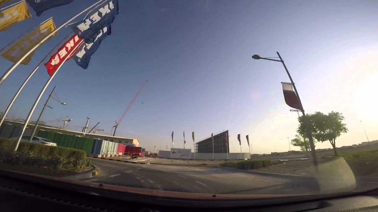 On my way to ikea qatar funnydog tv - Ikea schrankwand weiay ...