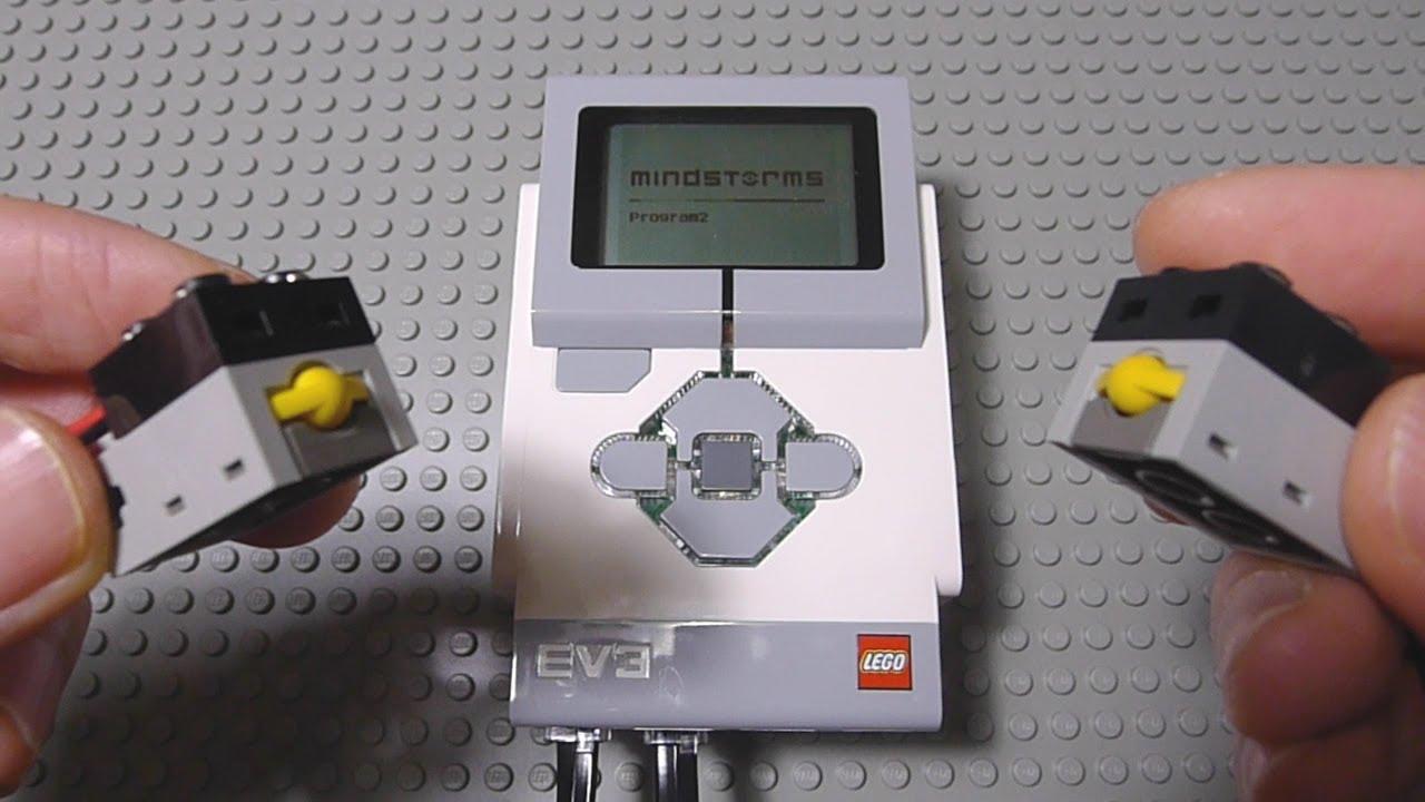 5 Wire Motor Diagram Lego Ev3 Using Rcx Touch Sensor Youtube