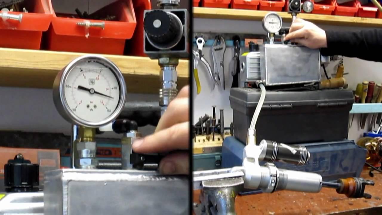 Ktm  Rear Shock Rebuild