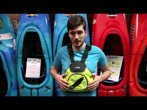 Go Kayaking Take A Look At The NRS 2020 Ninja Buoyancy Aid